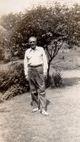 "Profile photo:  Francis Harold ""Pap"" Armstrong"