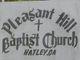 Pleasant Hill Baptist Church Cemetery