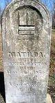 Matilda <I>Van Ormer</I> Patton
