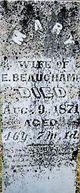 Mary <I>Remington</I> Beauchamp