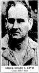 Sgt Hearn A Davis