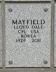 Lloyd Dale Mayfield