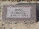 Hans Schultz