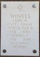 Leon W. Winkes