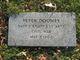 Pvt Peter Dooney