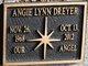 "Profile photo:  Angela Lynn ""Angie"" Dreyer"