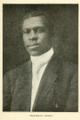 Rev Franklin Gregg