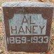 Profile photo:  Al Haney