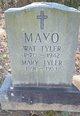 Profile photo:  Mary <I>Tyler</I> Mayo