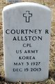 Allston R. Courtney
