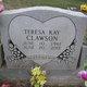 Mrs Teresa Kay <I>Riddle</I> Clawson