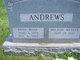 Edna Rose <I>Johnson</I> Andrews