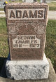 Bedwin Charles Adams