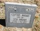 Clifton Brown