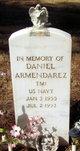 Profile photo:  Daniel Armendarez