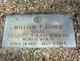 1LT William Paul Jones