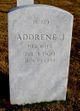 Addrene J Davis