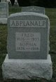 Profile photo:  Fred Abplanalp