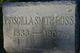 Priscilla <I>Smith</I> Hoss