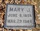 Mary J. Martin