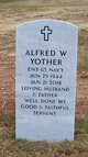 Profile photo:  Alfred William Yother