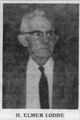 Profile photo:  Herman Elmer Lodde
