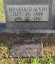 Manford Alvin Bird
