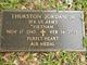 Thurston Jordan Jr.