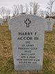 Profile photo:  Harry Franklin Accor, III