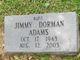 "Jimmie Dorman ""Runt"" Adams"