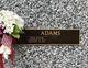 Gene Bland Adams