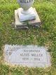 Alois Miller