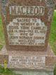 Annie Moss <I>Stoddart</I> MacLeod