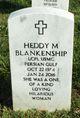 Profile photo:  Heddy Marie <I>Steidl</I> Blankenship