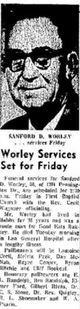 Sanford Demitrius Worley