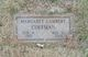Margaret <I>Lambert</I> Coffman