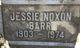 Jessie Irene <I>Noxon</I> Barr