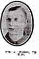 PVT James Wilson