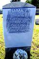 Sarah Elizabeth <I>Evans</I> Hickman
