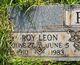 Roy Leon Parker