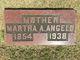 Profile photo:  Martha Ann <I>Wisdom</I> Angelo