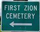 First Zion Cemetery