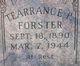 Tearrance P. Forster