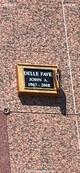 John Anthony Delle Fave Jr.
