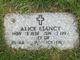 Alice Esancy