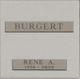 Rene A. Burgert