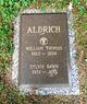 Profile photo:  William Thomas Aldrich