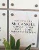 Nicholas L McCaskill