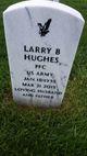 PFC Larry Burton Hughes