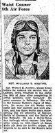 Profile photo:  Willard Elmer Anstine